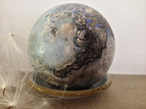 Owen, ceramic sphere 2
